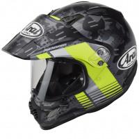 Arai TOUR-X 4 COVER full face helmet fiber Yellow