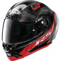 X-Lite X-803 RS Ultra Carbon HOT LAP full face helmet Carbon Red