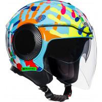 AGV ORBYT TOP MISANO 2014 jet helmet