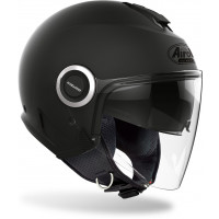 Airoh Helios Color jet helmet black matt