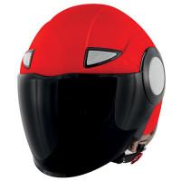 Givi J05B kid jet helmet Red
