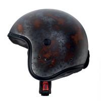 Caberg Freeride Rusty jet helmet black