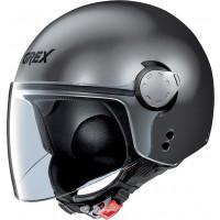 Grex G3.1 E KINETIC jet helmet dark matt Grey