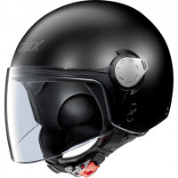 Grex G3.1 E KINETIC jet helmet Matt Black