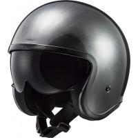 LS2 OF599 SPITFIRE jet helmet Jeans Titanium