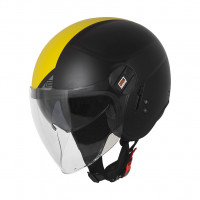 Origine Alpha Next jet helmet luo Yellow Black