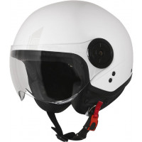 Origine Neon Easy Gloss White jet helmet