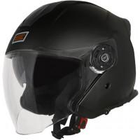 Origine Palio 2.0 Solid Matt Black jet helmet