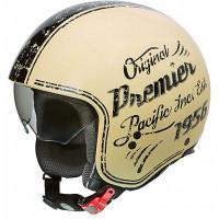 Premier ROCKER OR20 jet helmet Beige Black