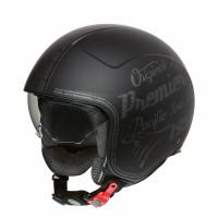 Premier ROCKER OR9 BM jet helmet Black Matt