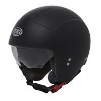 Premier ROCKER U9BM jet helmet Black Matt
