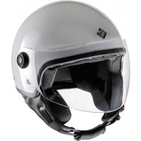 Tucano Urbano EL'JETTIN jet helmet Gloss Ice White