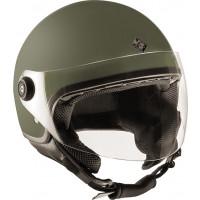 Tucano Urbano EL'JETTIN jet helmet Matt Green Airbone