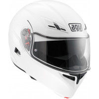 Agv Compact ST Mono white Pinlock modular helmet