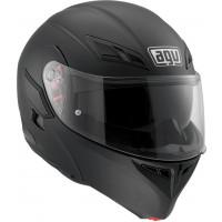 Agv Compact ST Mono matt black Pinlock modular helmet