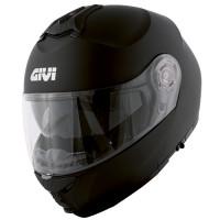Givi X.20 Expedition flip up helmet matt black