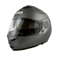 Givi X.20 Expedition flip up helmet matt titanium