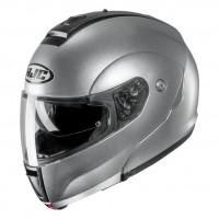 HJC C90 Metal flip off helmet CR Silber