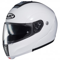 HJC C90 Metal flip off helmet White Ryan