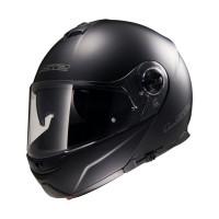 LS2 FF325 Strobe flip off helmet matt Black