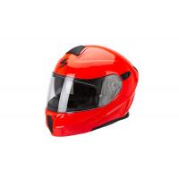 Casco modulare Scorpion Exo 920 Rosso neon
