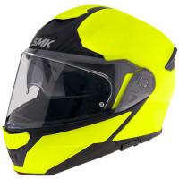SMK GULLWING UNICOLOUR modular helmet Fluo Yellow