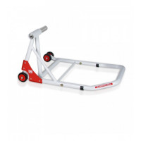 Single-arm stand Barracuda White