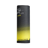 Macna Tube Dark grey acid yellow black