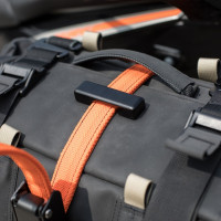 Kriega safety belt for bags Orange