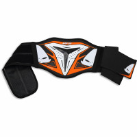 Ufo Plast Demon Offroad enduro Kid lumbar belt orange