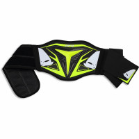 Ufo Plast Demon Offroad enduro Kid lumbar belt yellow fluo