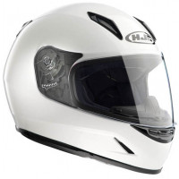 HJC CLY full face kid helmet Metal White