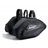 Befast SB600 side bags Black