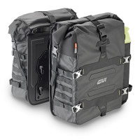 Givi Canyon pair of side bags 35 liters Black