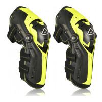 Acerbis GORILLA Knee Guard black yellow