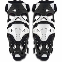 Ufo Plast Morpho Fit pair of Knee protector White
