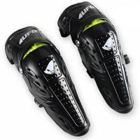 Ufo Plast Syncron Evo pair of knee protector Black