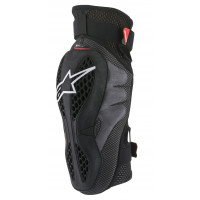 Alpinestars Sequence Knee Protector black red