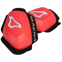 Macna Knee sliders Pink White