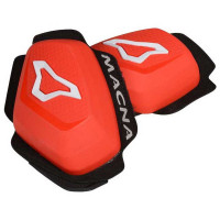 Macna Knee sliders Red White