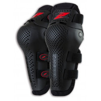 Zandonà JOINTED KNEEGUARD Black