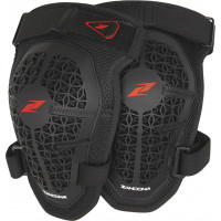Zandonà NETCUBE pair of knee guard Black