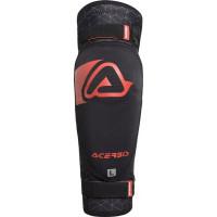 Acerbis X-ELBOW SOFT couple elbow guard Black Red