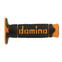Domino off road knobs Black Orange