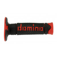 Domino off road knobs Black Red