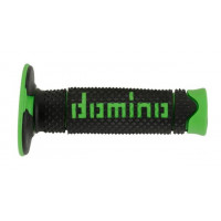 Domino off road knobs Black Green