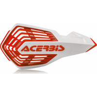 Acerbis X-Future pair of handguards White Red
