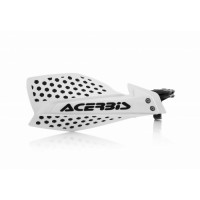 Acerbis pair of handguard cross X-Ultimate white black