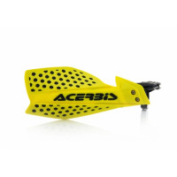 Acerbis pair of handguard cross X-Ultimate yellow black