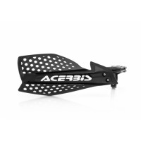 Acerbis pair of handguard cross X-Ultimate black white